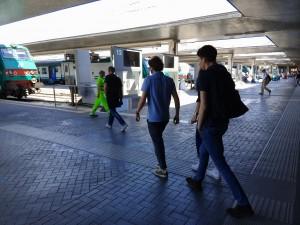 вокзал санта лючия венеция