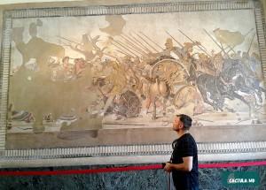 мозаика Битва Александра Македонского с Дарием_caciula.md_2