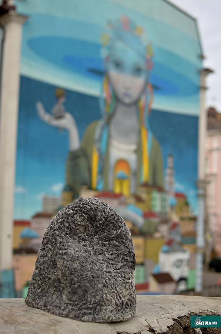 Стрит арт в Киеве