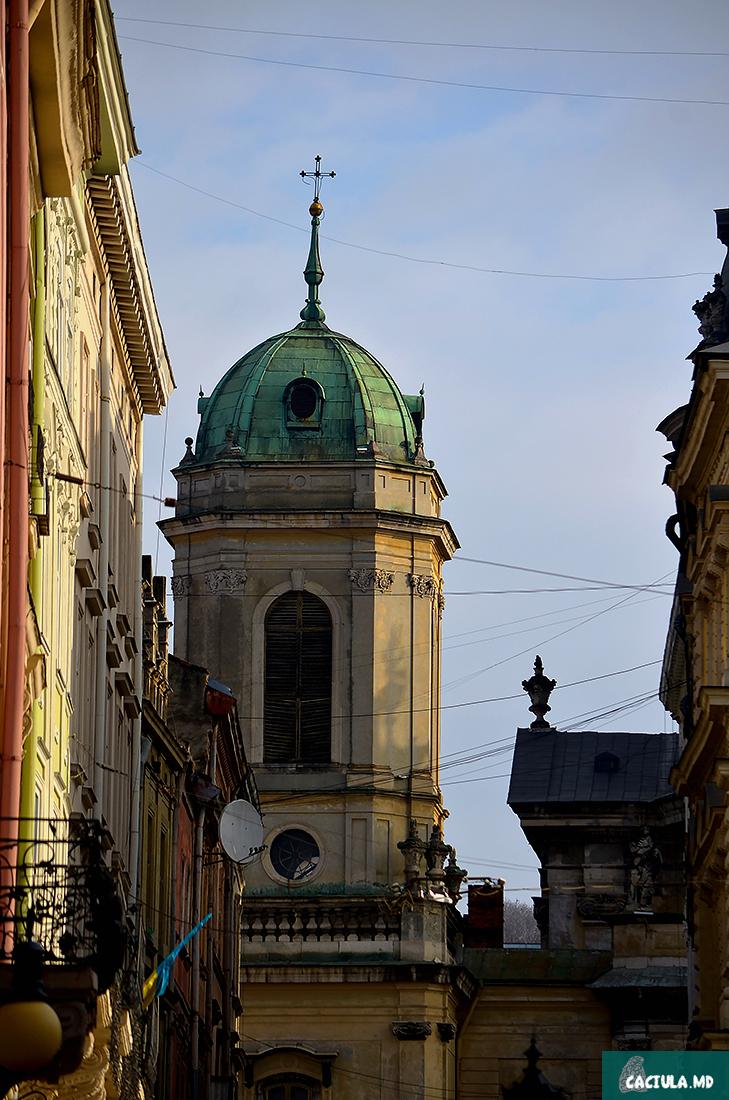 Купол во Львове