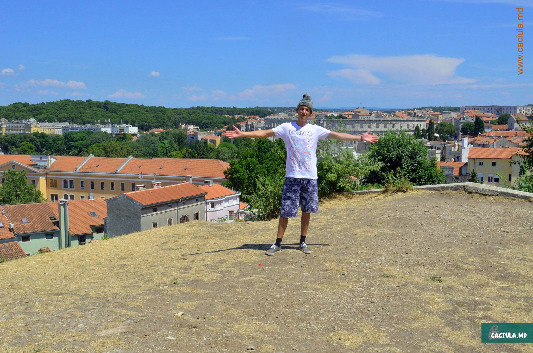 пейзажи Хорватии и Черногории