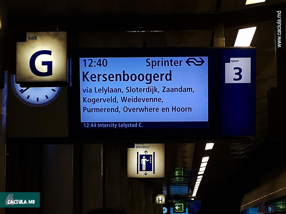 intercity kersenboogerd station