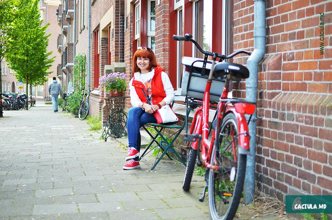 улочки Spaarndammer en Zeeheldenbuurt