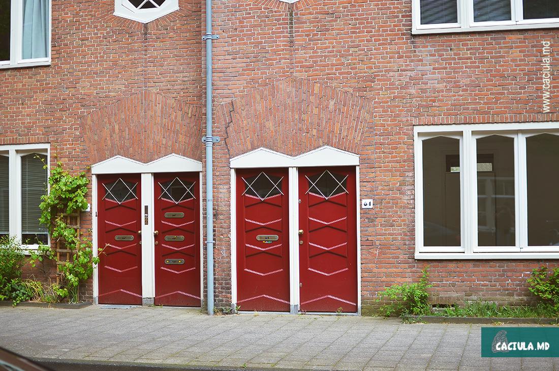 четыре входа в Амстердам
