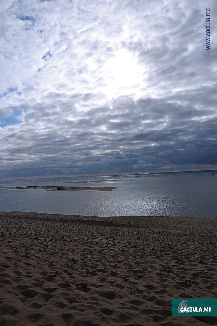 наиболее благоприятное время для посещения Дюны можно считать раннее утро либо вечер