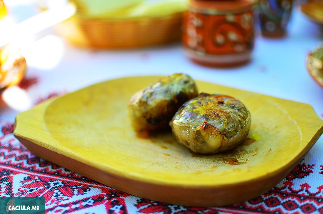 вкусная молдавская кухня