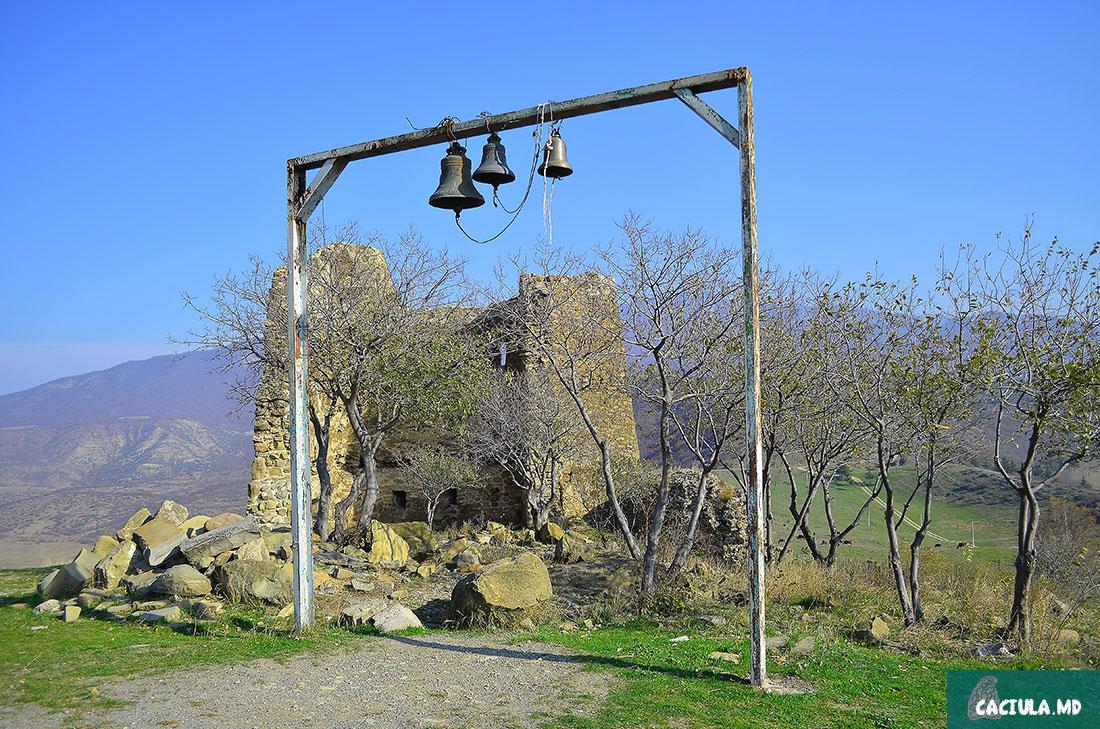 колокола в Джвари