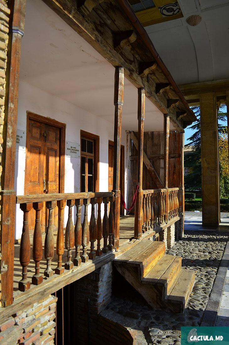 сталинский дом в городе Гори ,Грузия