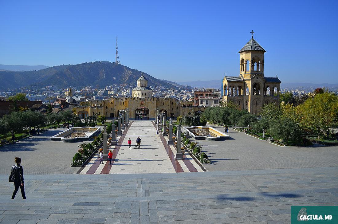 Тбилисский Собор пресвятой Троицы