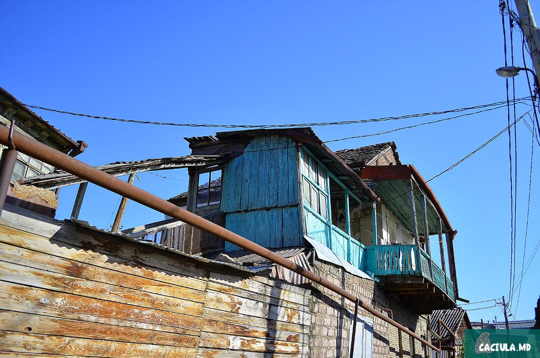 старые улицы Тбилиси