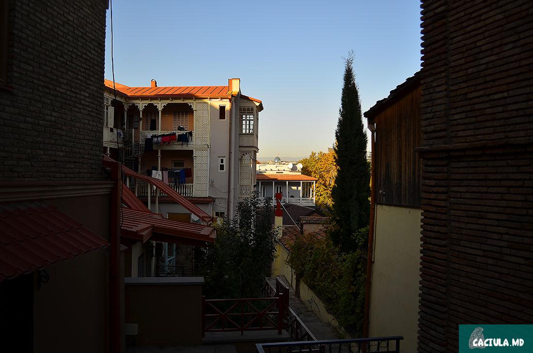 виды старого Тбилиси в новом амплуа в 2016 году