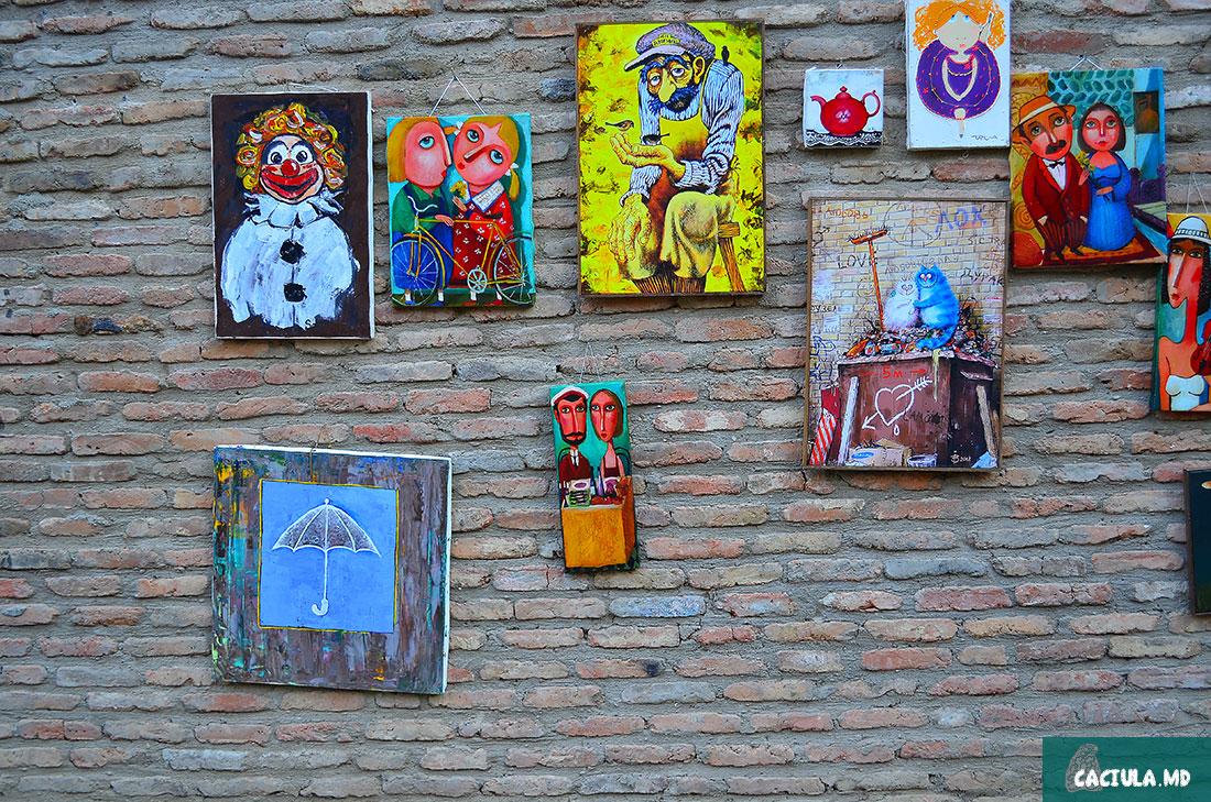 шедевры грузинских художников